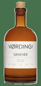 Vørding's Genever 700 ML / 200 ML   40% ABV